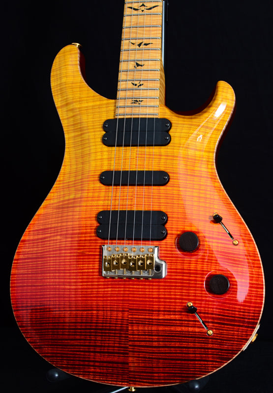2009 Paul Reed Smith Private Stock 513 Tequila Sunrise-Brian's Guitars