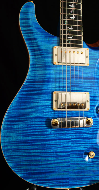 Paul Reed Smith 30th Anniversary Vine McCarty Limited Aquamarine-Brian's Guitars