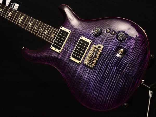 Paul Reed Smith 35th Anniversary Custom 24 Ultra Violet Burst-Electric Guitars-Brian's Guitars
