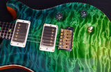 Used 2014 Paul Reed Smith Private Stock Custom 24 Singlecut Thickness Laguna Dragon's Breath-Brian's Guitars