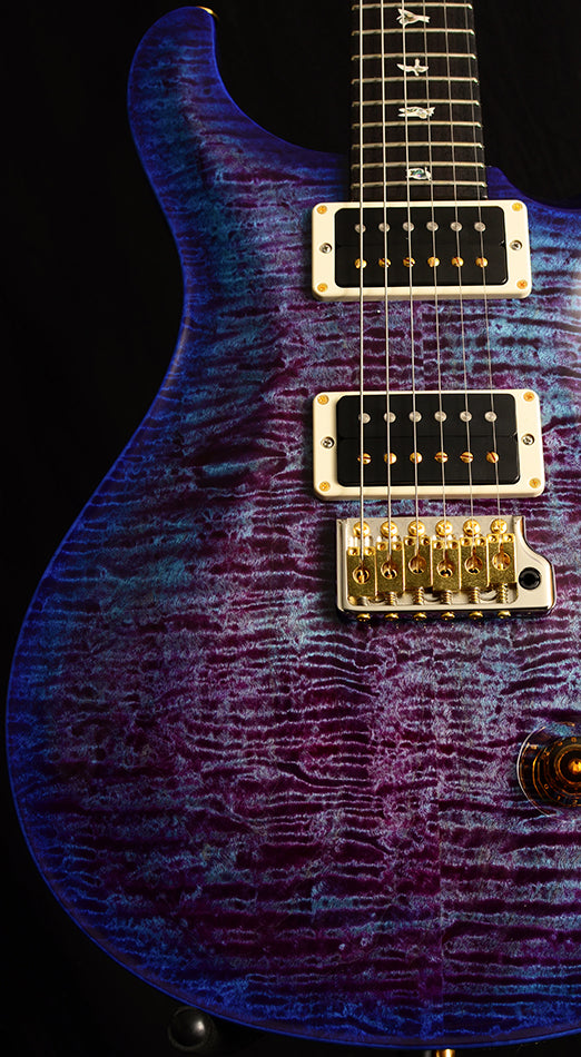 Paul Reed Smith Custom 24-08 Violet Blue Burst-Electric Guitars-Brian's Guitars