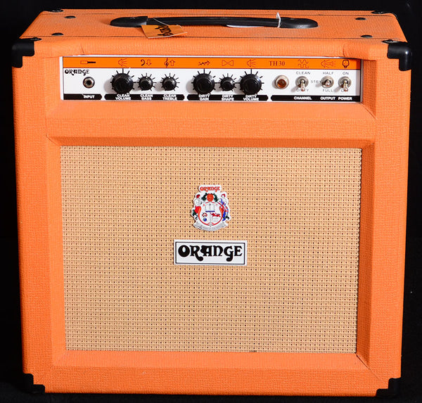 Used Orange TH30C
