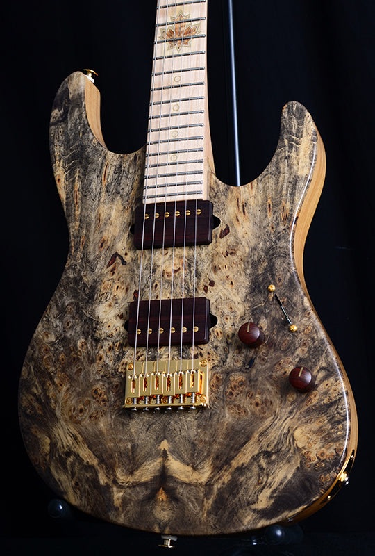 Used Suhr 2015 Collection Modern Set Neck Buckeye Burl-Brian's Guitars