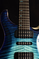 Paul Reed Smith Private Stock Modern Eagle V Sub-Zero Glow Smoked Burst Brian's Guitars 10th Anniversary