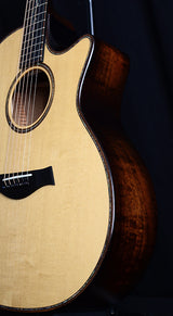 Used Taylor K14ce Builder's Edition Koa-Acoustic Guitars-Brian's Guitars