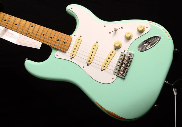Fender Road Worn '50s Stratocaster Seafoam Green Limited Edition