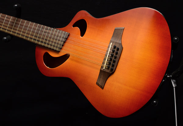 Used Veillette Avante Series Gryphon 12 String Tobacco Burst