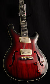 Paul Reed Smith SE Hollowbody Standard Fire Red Burst
