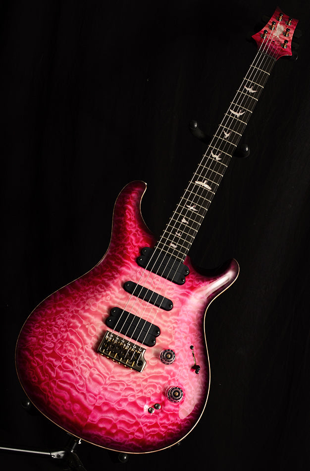 Paul Reed Smith Private Stock 509 Pink Glow Smokeburst