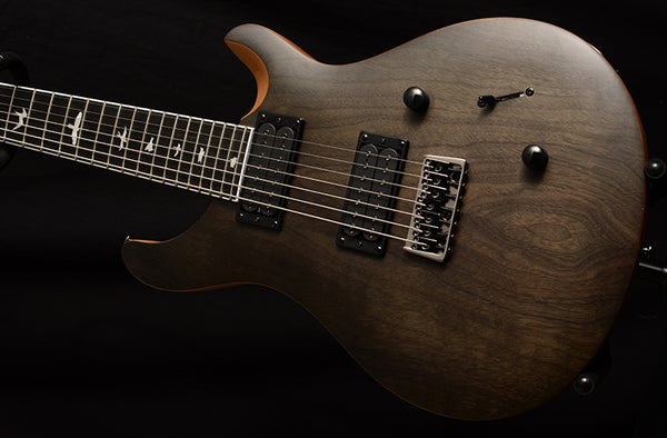 Paul Reed Smith SE Mark Holcomb SVN Walnut-Electric Guitars-Brian's Guitars