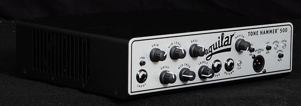 Aguilar Tone Hammer 500-Amplification-Brian's Guitars