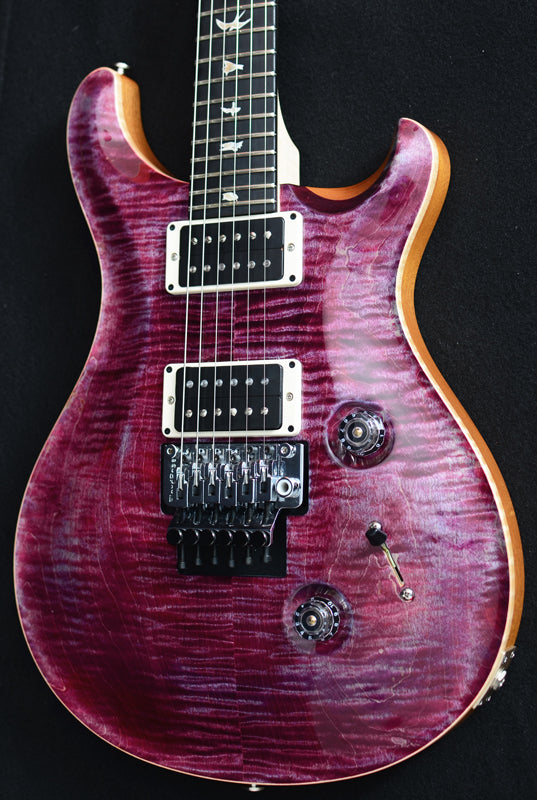 Used Paul Reed Smith Floyd Custom 24 Violet-Brian's Guitars