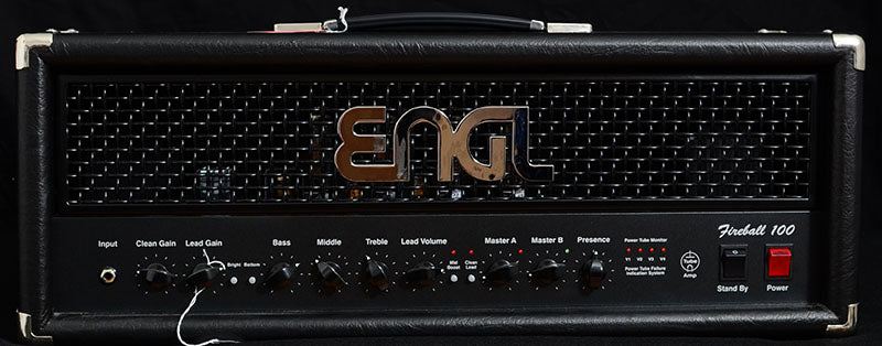 ENGL Fireball 100 Head-Amplification-Brian's Guitars