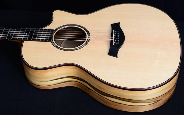 Taylor 714ce FLTD 2014 Fall Limited Blackheart Sassafras-Brian's Guitars