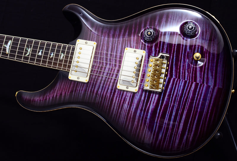 Paul Reed Smith Wood Library McCarty Trem Violet Smokeburst-Brian's Guitars