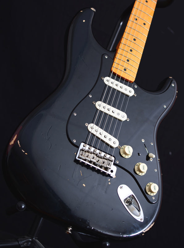 Used Fender Custom Shop David Gilmour Relic Stratocaster-Brian's Guitars