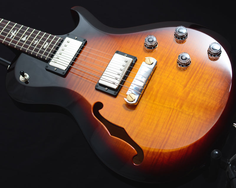 Paul Reed Smith S2 Singlecut Semi-Hollow McCarty Tobacco Sunburst-Brian's Guitars
