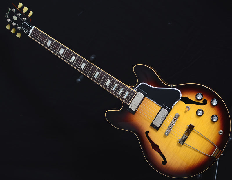 Used Gibson ES-390 Figured Vintage Sunburst-Brian's Guitars