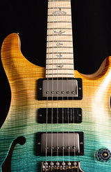 Paul Reed Smith Wood Library Artist Special Semi-Hollow Brian's Guitars 10th Anniversary Limited Beach Fade