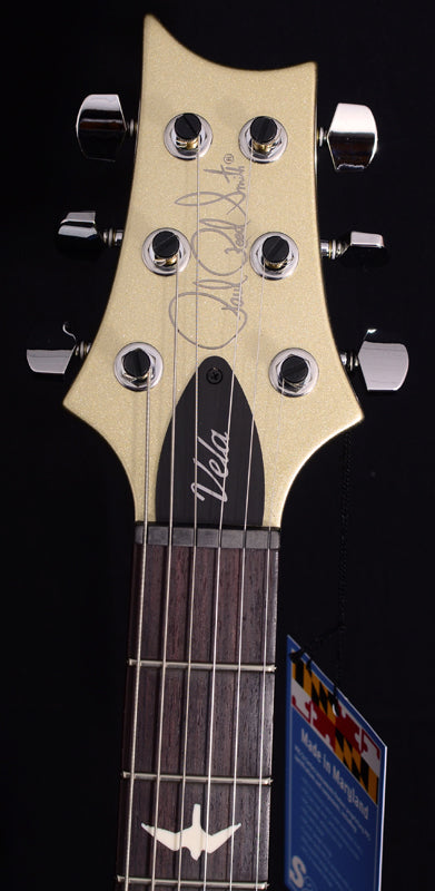 Paul Reed Smith S2 Vela Champagne Gold Metallic-Brian's Guitars