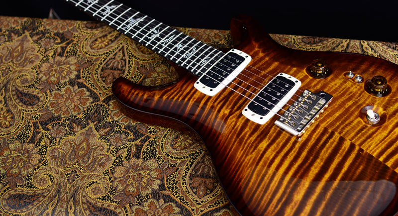 Paul Reed Smith Brushstroke 24 Limited Black Gold-Brian's Guitars