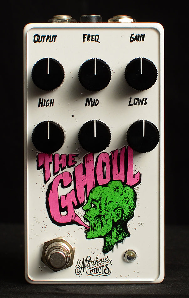 Matthews Effects The Ghoul Fuzz