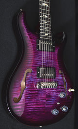 Paul Reed Smith Hollowbody II Violet Smokeburst-Brian's Guitars