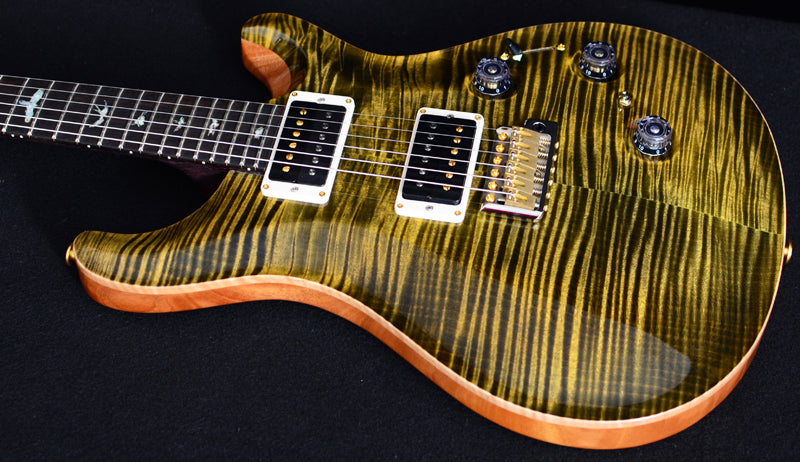 Paul Reed Smith Wood Library P24 Trem Brian's Limited Obsidian-Brian's Guitars