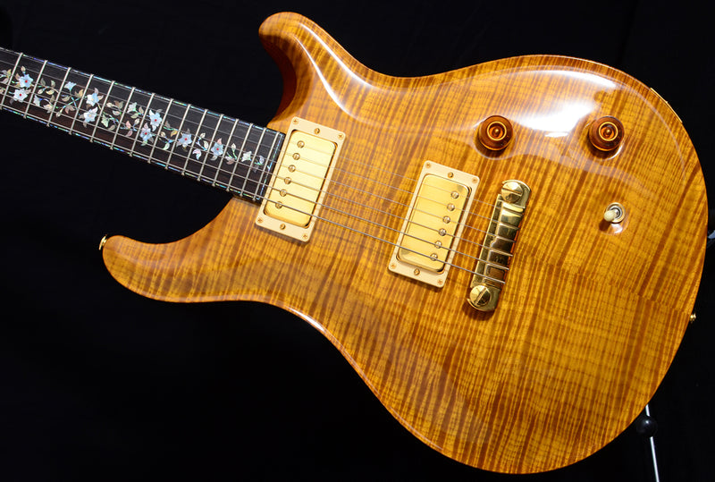 1996 Paul Reed Smith McCarty Rosewood Limited Violin Amber-Brian's Guitars