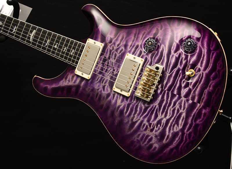 Used Paul Reed Smith Wood Library McCarty Trem BrianÕs Limited Purple Burst