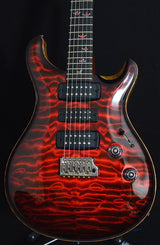 Paul Reed Smith Private Stock 20th Anniversary Model Custom 22 Fire Red Glow-Brian's Guitars