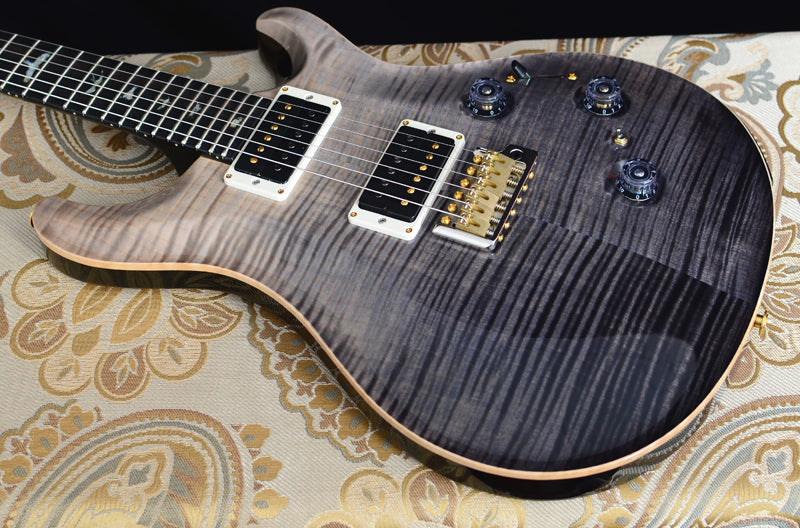 Paul Reed Smith Wood Library P24 Trem Brian's Limited Gray Black Fade-Brian's Guitars