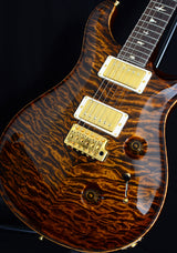 Used Paul Reed Smith Private Stock Custom 24 Tiger Eye Smoked Burst-Brian's Guitars
