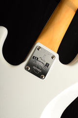 Fender 60th Anniversary Jazz Bass Arctic Pearl