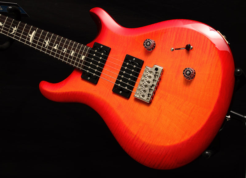 Paul Reed Smith S2 Custom 24 Finish Prototype Blood Orange
