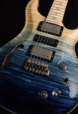 Paul Reed Smith Wood Library Artist Special Semi-Hollow Brian's Guitars 10th Anniversary Limited Iceberg Fade