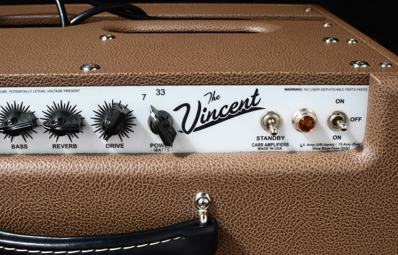 Used Carr Vincent / Viceroy-Brian's Guitars