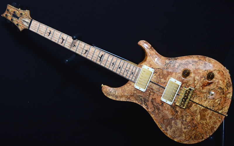 Used Paul Reed Smith Private Stock Modern Eagle Quatro Spalted Maple