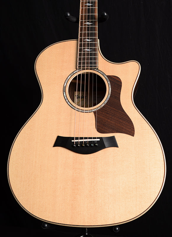 Used Taylor 814ce V-Class-Brian's Guitars