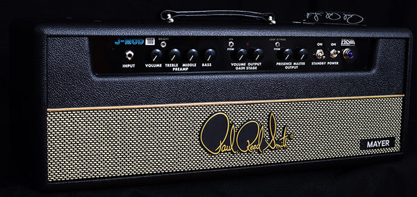 Used Paul Reed Smith J-MOD 100 John Mayer Signature Amplifier Head And 2x12 Cabinet