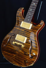 Used Paul Reed Smith Private Stock Hollowbody II Black Gold-Brian's Guitars
