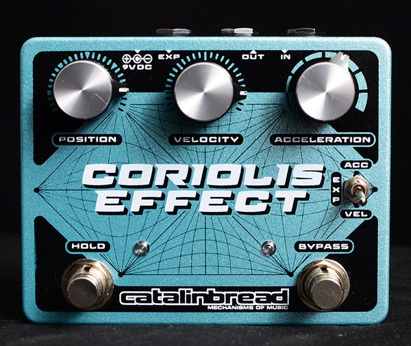 Catalinbread Coriolis Effects Processor-Effects Pedals-Brian's Guitars