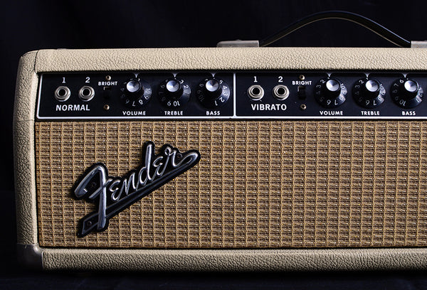 1963 Fender Bandmaster Head