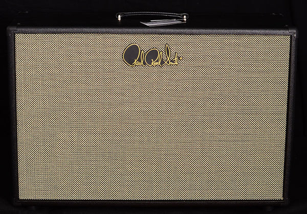 Paul Reed Smith John Mayer J-MOD 2x12 Closed Back Cabinet Stealth w/Salt & Pepper Grill