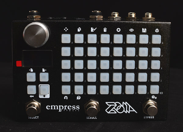 Empress Effects ZOIA Modular Synthesizer-Brian's Guitars