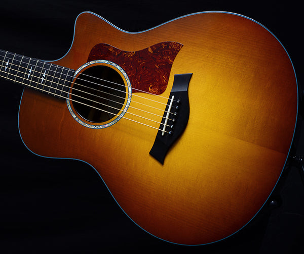 Used Taylor Custom GS Honey Sunburst-Acoustic Guitars-Brian's Guitars