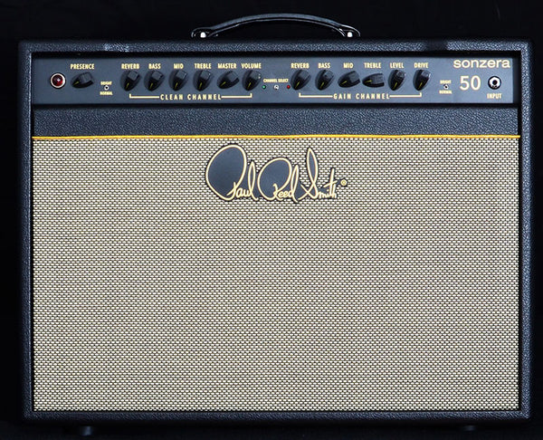 Used Paul Reed Smith Sonzera 50 Combo Amp