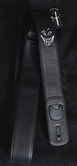 Orion Dan Donegan Disturbed Leather Guitar Strap