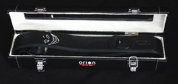 Orion Dan Donegan Disturbed Leather Guitar Strap-Brian's Guitars
