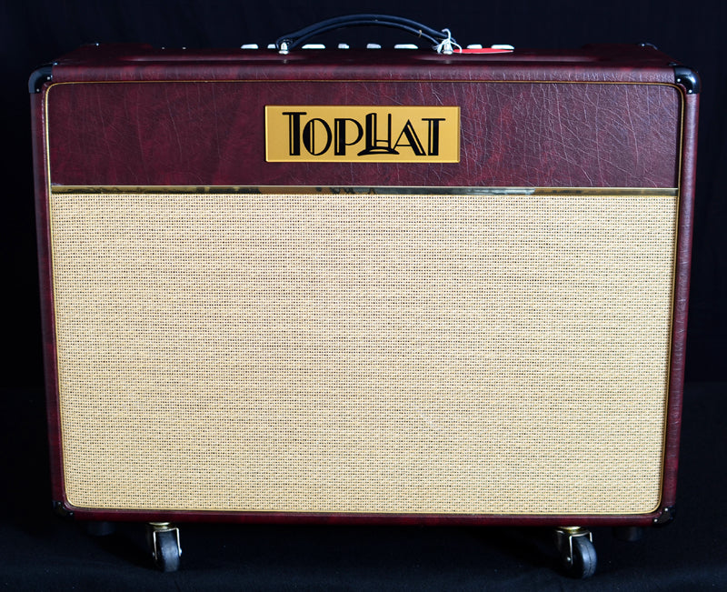 Used Top Hat TH A35 Ambassador Combo-Brian's Guitars